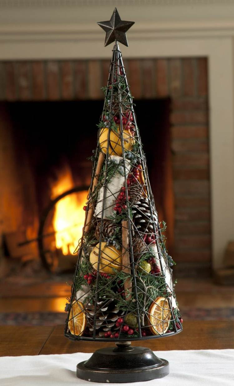 55 Weihnachtsdekoration Ideen für drinnen und draußen