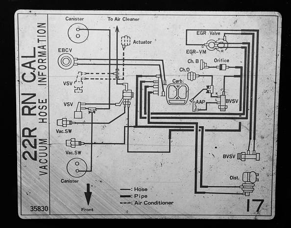 83 toyotum fuse box diagram