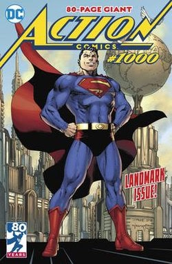 Action Comics Issue 1000 Release Date