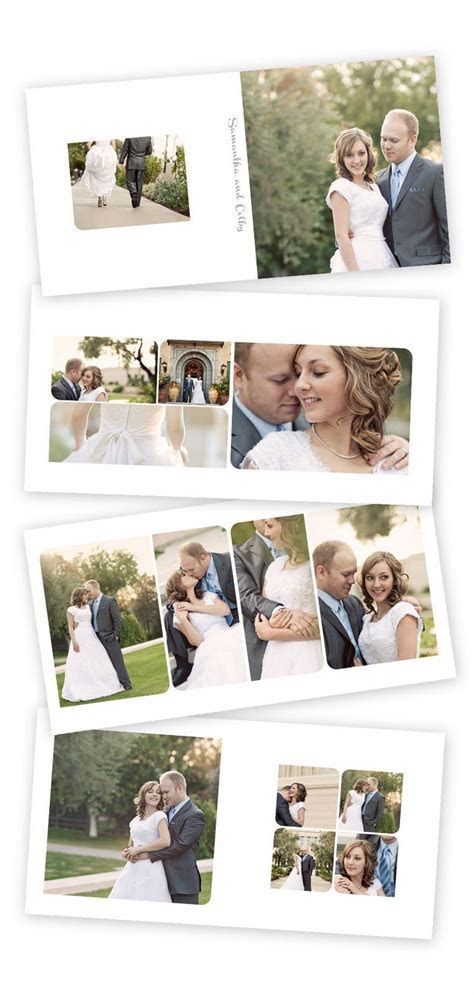 Beautiful photo book layout! Create one just like it in