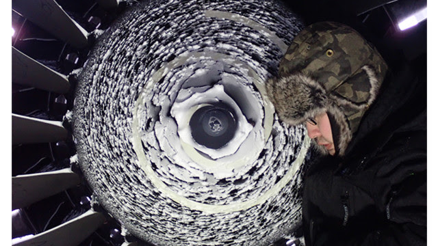 Image result for Rolls-Royce tests lean-burn combustor in icing conditions