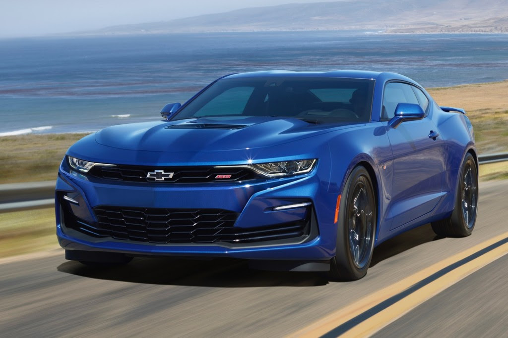 2020 camaro here's what's new and different  gm authority