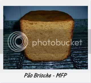 Pão Brioche - MFP1