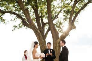 New York Country Club Wedding Incorporating Chinese