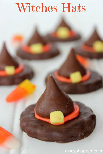 20 fun Halloween treats to make with your kids - It's ...