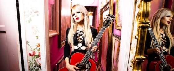 Gibson Announces Partnership With Orianthi New Gibson SJ-200 Acoustic Custom