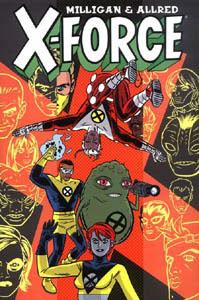 X-Force, v. 1: New Beginnings cover
