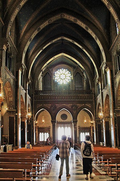File:Church St Alphonsus Rome 2011 10.jpg