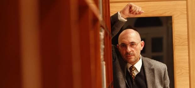 Elpidio Silva, en su domicilio de Madrid