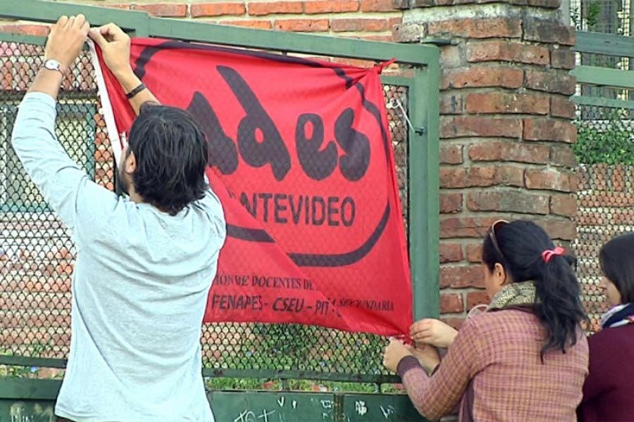 Rumbo a la huelga: desde ahora hasta el 5 de mayo los profesores llevarán adelante nuevas medidas