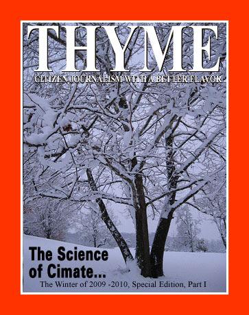 THYME Magazine, Volume II, Issue VII