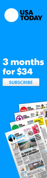 160x600 USA Today First 3 Months $34