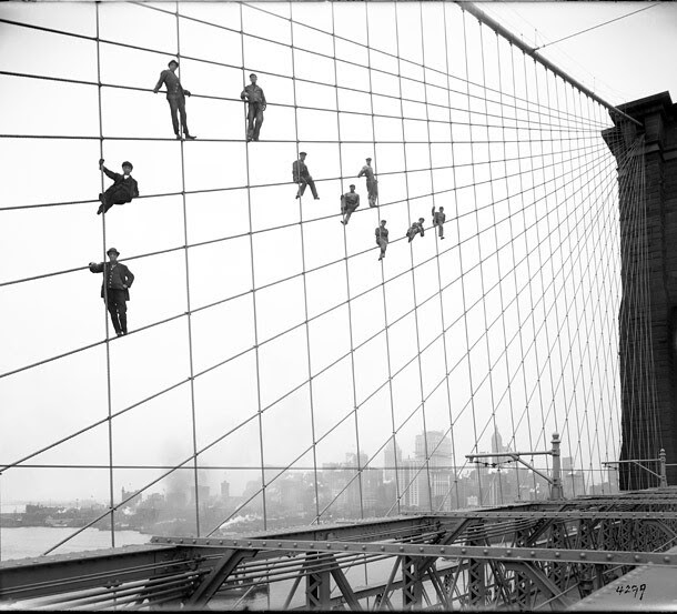 brooklyn-bridge 1914