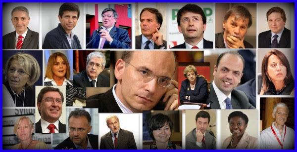 Le foto dei Ministri con e senza portafoglio nominati nel nuovo Governo