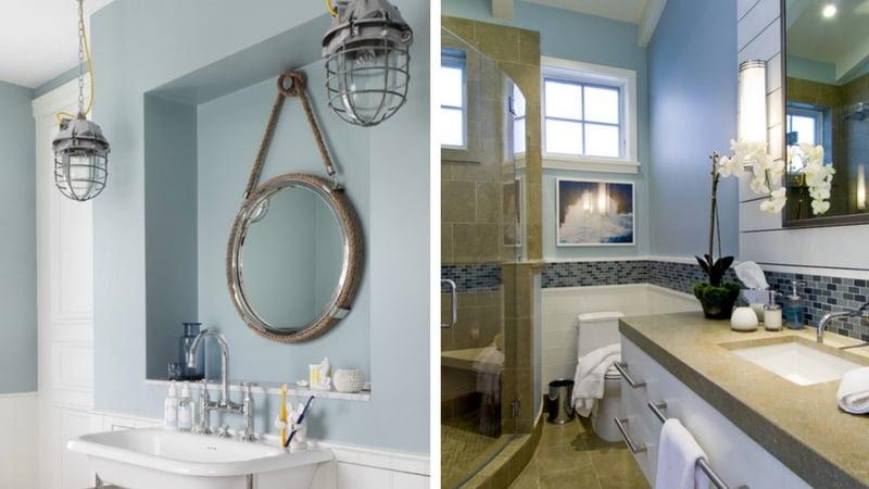 101 Beach Themed Bathroom Ideas - Beachfront Decor