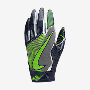 NIKE VAPOR JET 4 ON FIELD NFL RECEIVER GLOVES SEATTLE SEAHAWKS GF0529419 GREEN  eBay