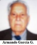 Nota de dolor. Fallece en Miami, Fl. el expreso político cubano Armando García González.