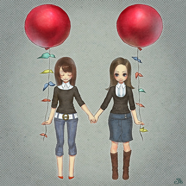 balloon sisters