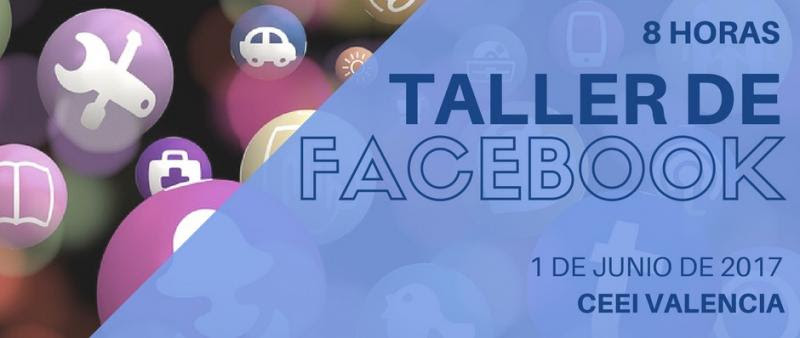 Taller de Facebook. 1 de junio