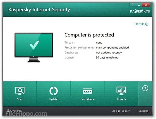 تحميل برنامج كاسبر للحماية من الفيروسات