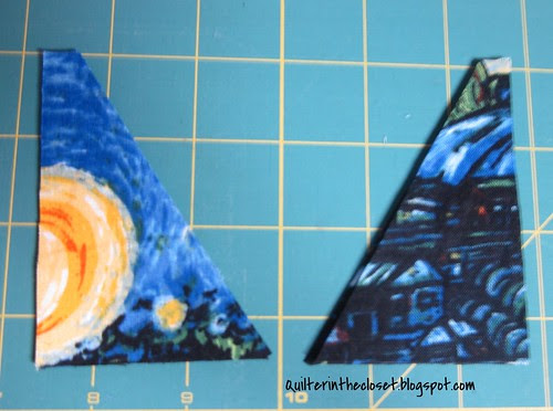 30 degree triangles