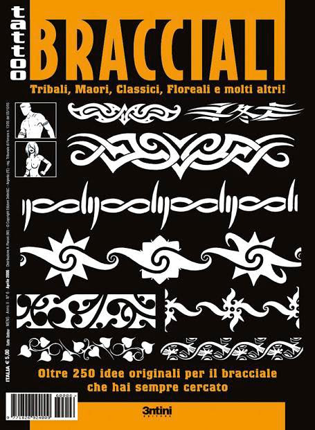 Tattoo Book for Various Bracciali Armband, Wristband, Tattoo Designs