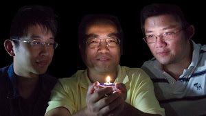 Researchers Develop a New Material Giving LEDs a Warm Nostalgic Glow