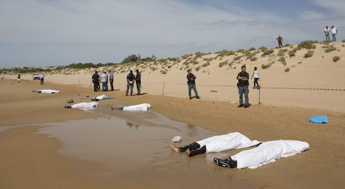 Murieron cuatro niños saharauis cuando intentaban llegar a España