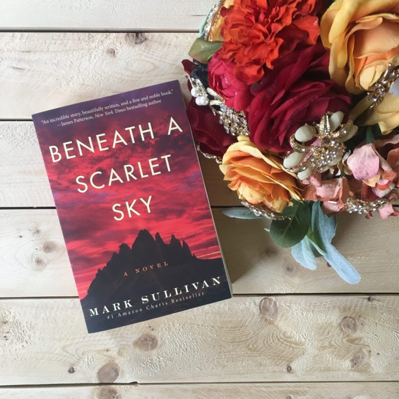 Beneath A Scarlet Sky A Novel By Mark Sullivan