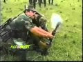 Lansarea unei grenade - VIDEO