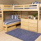 Cool Bunk Bed Designs For Teenager. Furniture. Loft, Kids, Simple ...