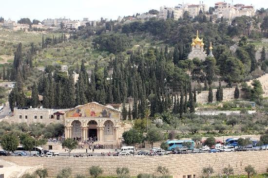 Photos of Mount of Olives, Jerusalem