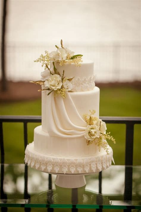 Romantic Grecian Wedding Ideas   Cake Art Gallery