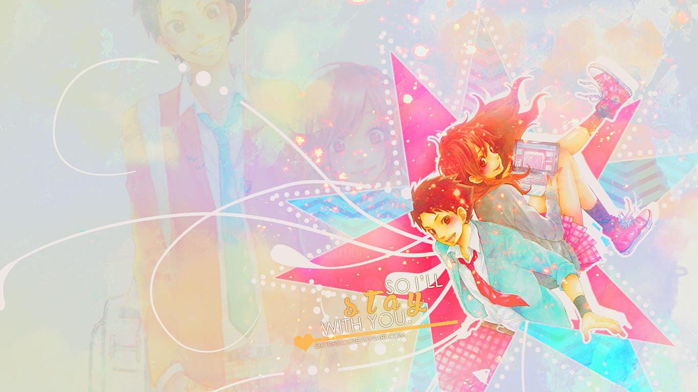 Tonari No Kaibutsu Kun Wallpaper So I Ll Stay With You Minitokyo