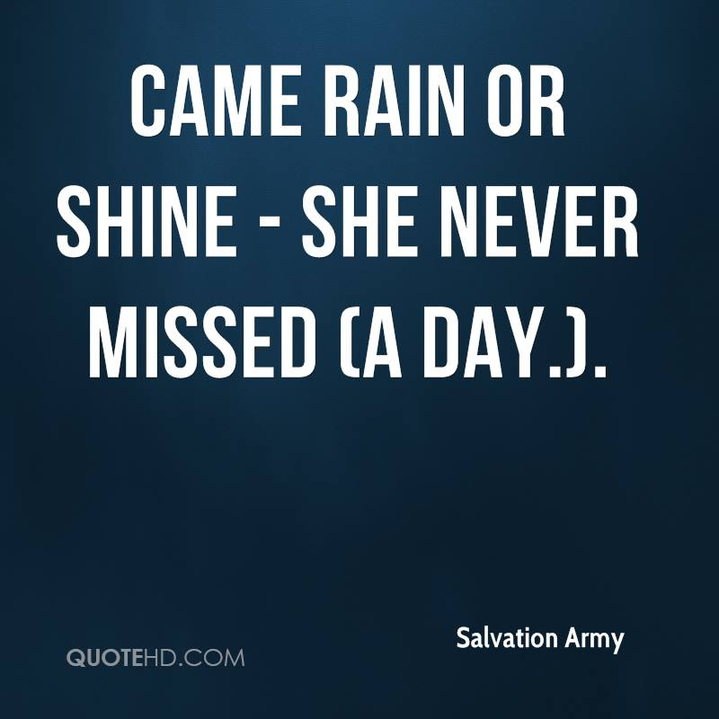Salvation Army Quotes Quotehd