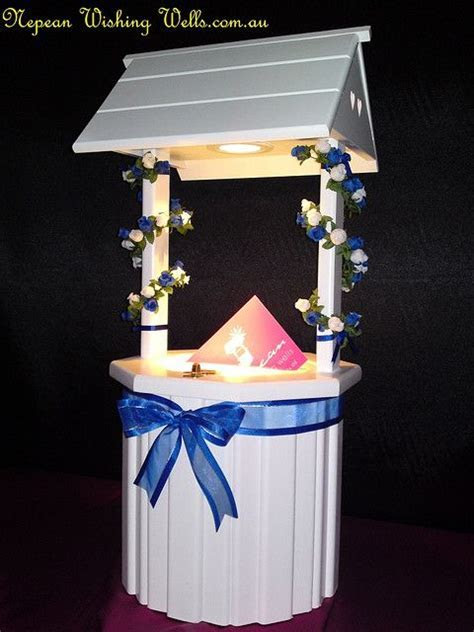 Wedding Wishing Well Decoration Ideas   Home Decorating Ideas