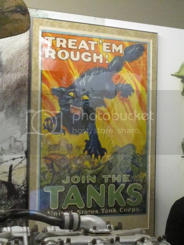 wwii poster for army