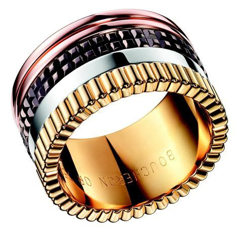 Boucheron Quatre Black Edition   The Jewellery Editor