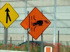 Trucks With Failed Brakes Ahead
