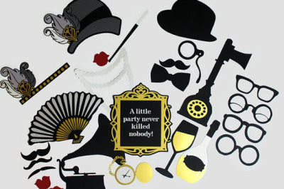 Roaring Twenties Great Gatsby Party Ideas Birthday Party Ideas