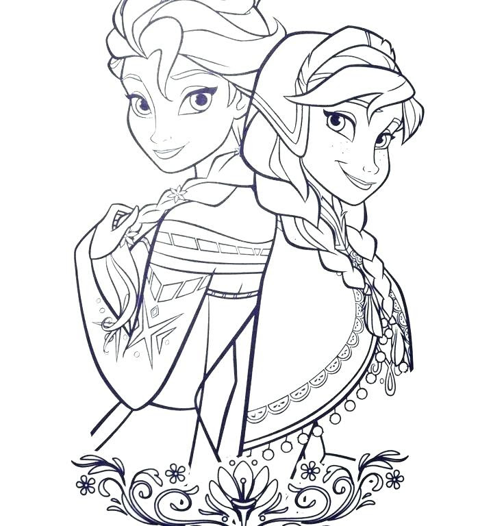 25+ Trendy Disney Princess Coloring Pages Printable You'll Love