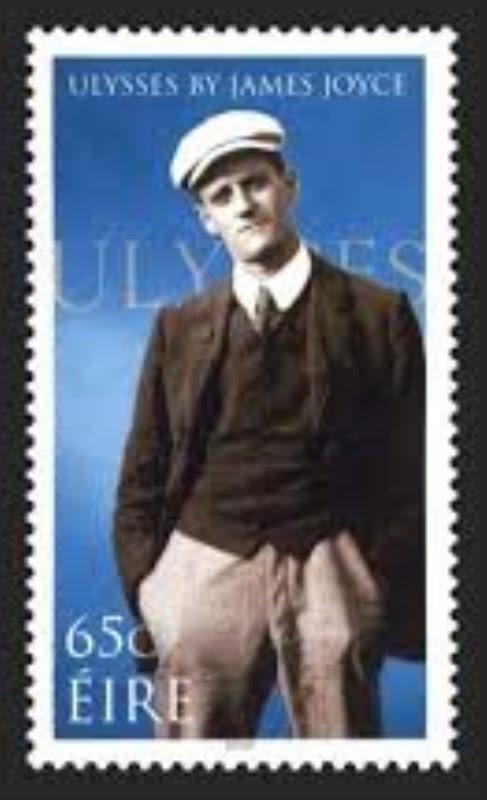 Image result for james joyce u.s. postage stamp