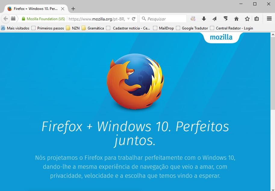 Firefox 41.0 Download