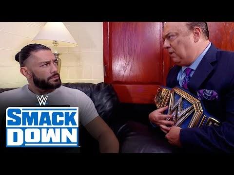 Paul Heyman faces suspicion about Brock Lesnar: SmackDown, Sept. 17, 2021