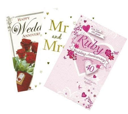 Wedding day cards from Andersons Wholesale