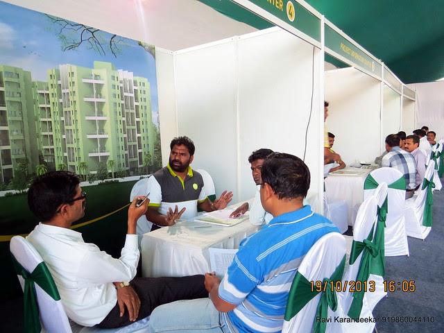 Mr. Laxman Tambe, Vice President, Sales, Vastushodh Projects & Visitors - Visit Vastushodh Projects' UrbanGram Kolhapur, Township of 438 Units of 1 BHK 2 BHK Flats, behind S. P. Office, near Dream World Water Park, Kolhapur 416003 Maharashtra, India