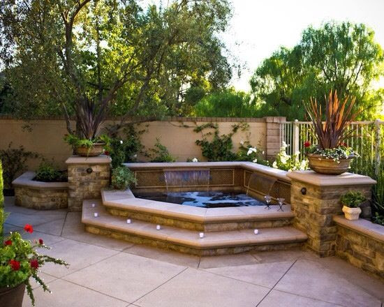 Amazing Outdoor Jacuzzi Ideas That Will Leave You Breathless