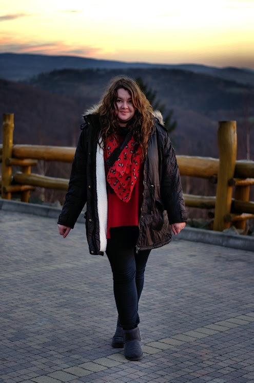 Große Größen Plus Size Fashion Blog black