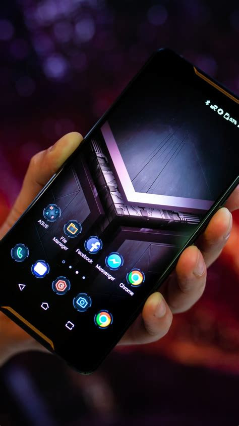 wallpaper asus rog phone smartphone   tech