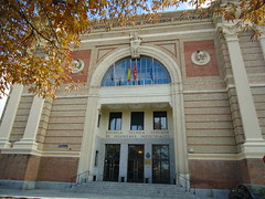 Escuela Tecnica Superior de Ingenieros Industriales, Madrid